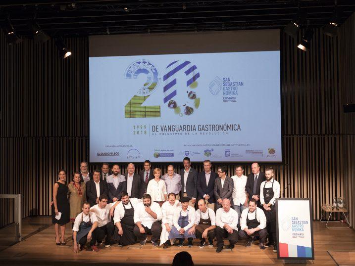 Presentación San Sebastián Gastronomika 2018