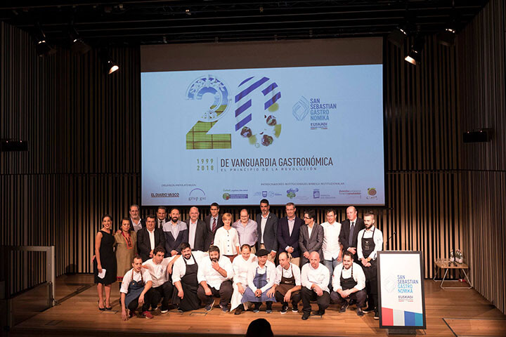 Gastronomika 2018 presentation
