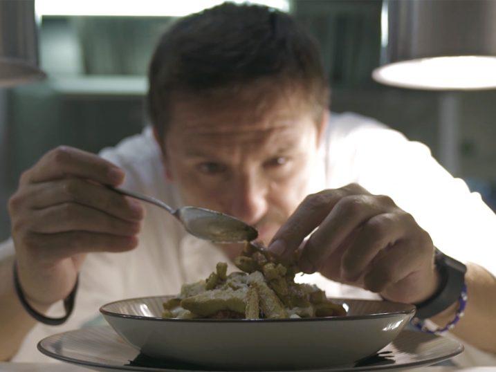Samuel Gutiérrez, chef ejecutivo en el Hotel Destino Pacha Resort