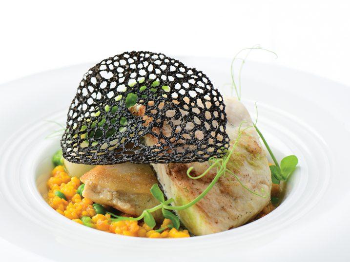 Bacalao. Restaurante Ânfora, Lisboa