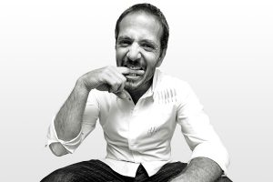 Chef Kiko Martins, propietario del restaurante O Asiático