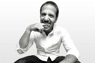 Chef Kiko Martins, dono do Restaurante O Asiático, Lisboa