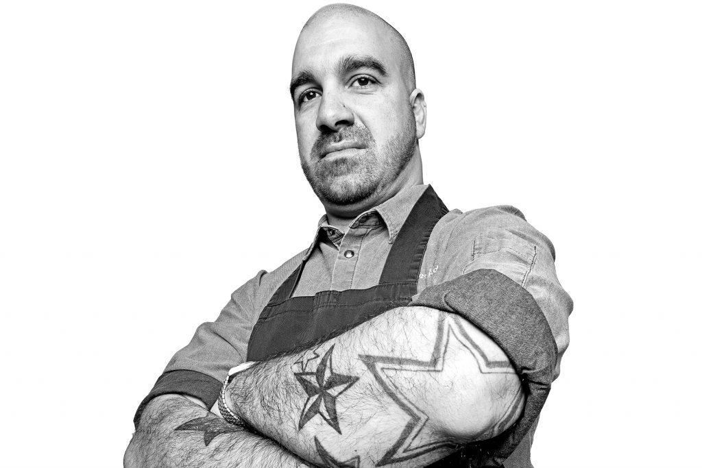 Chef Pedro Almeida, chef do restaurante Midori