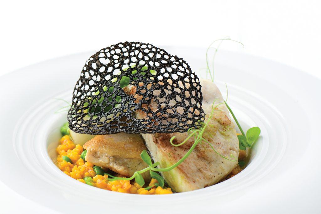 Cod. Restaurant Ânfora. Lisbon