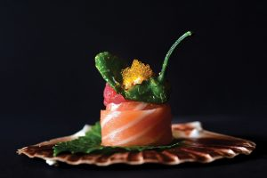 Sushi. Yakuza by Olivier
