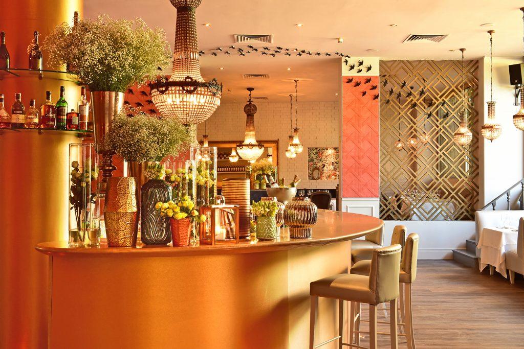 Restaurant Olivier Avenida, Lisbon