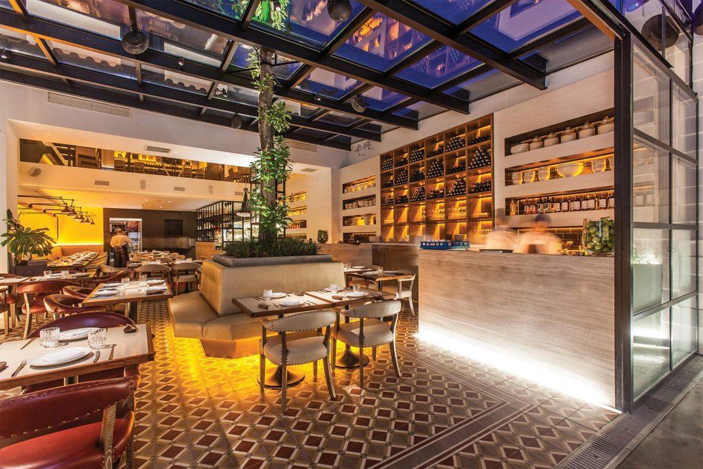 Restaurant O Asiático. Lisbon