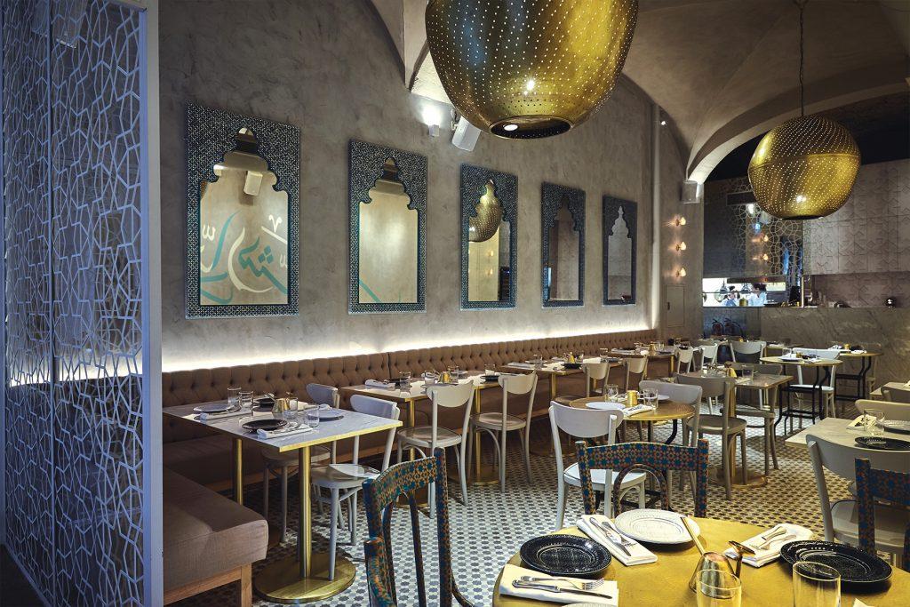 Restaurante Za'atar, Lisbon