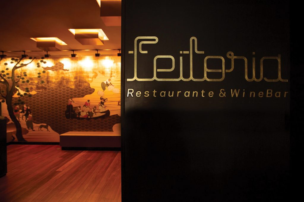 Feitoria Restaurante & Wine Bar. Lisboa