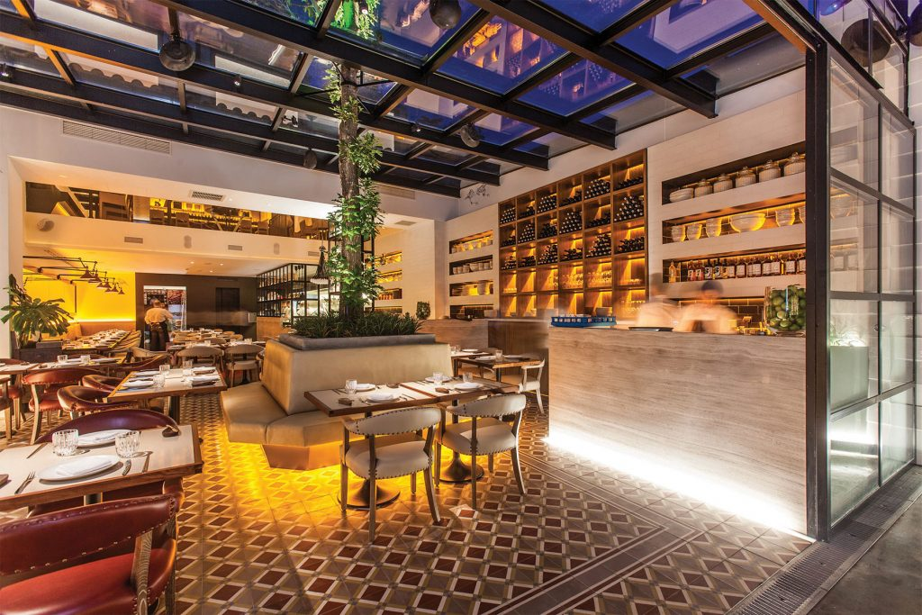 Restaurante O Asiático. Lisboa