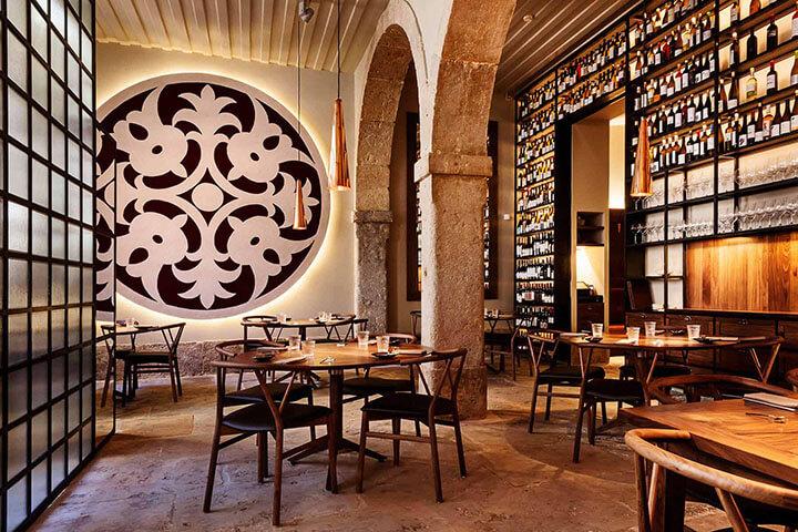 Restaurante Alma. Multifood Group, Portugal