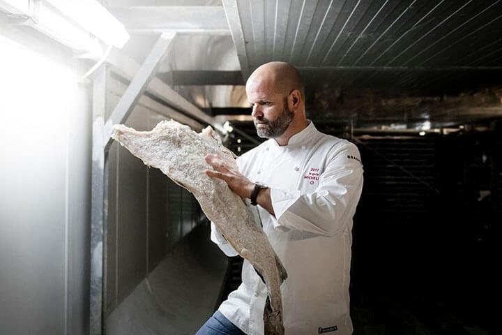chef Miguel Laffan é o novo embaixador do bacalhau Riberalves