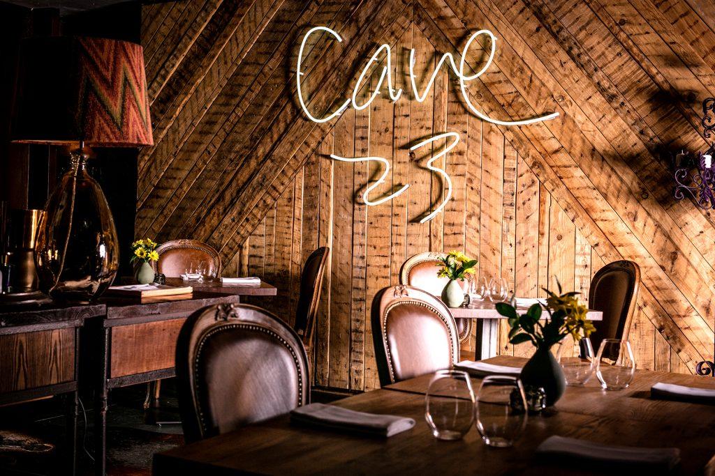 Restaurante Cave 23. Lisboa
