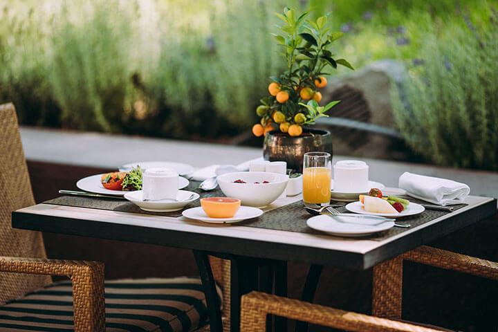 Sete Colinas breakfast. Corinthia Hotel Lisbon