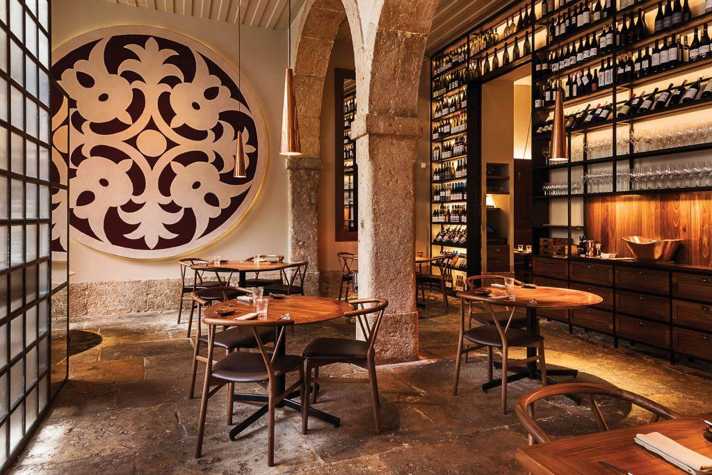 Restaurant Alma - Henrique Sá Pessoa, Lisbon
