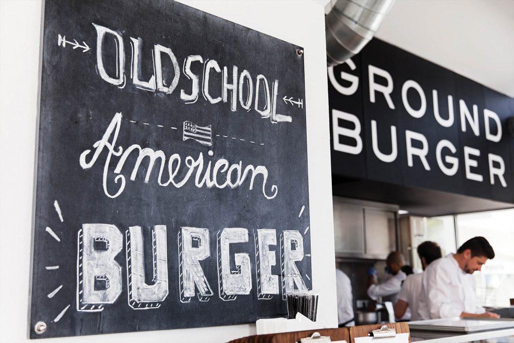 Ground Burger, Lisboa