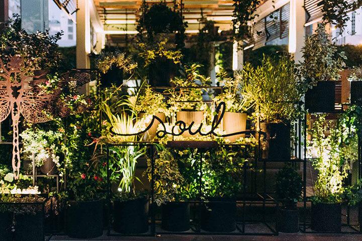 Soul Garden. Corinthia Hotel Lisbon.