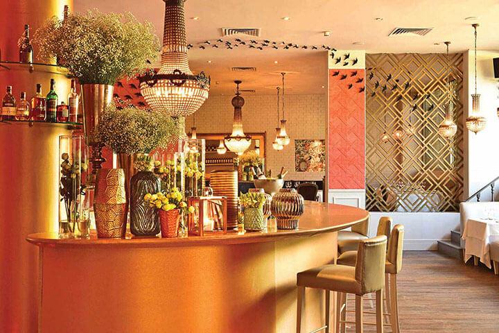 Restaurante Olivier Avenida. Lisboa