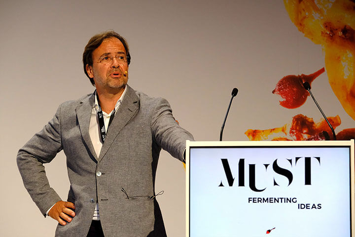 Paulo Salvador. Wine Summit