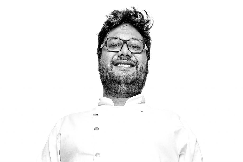 Pedro Almeida chef O Ato Restaurant, Lisbon