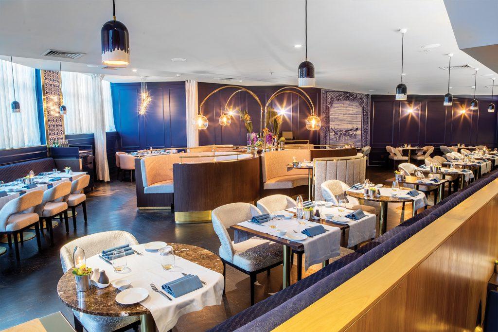 Restaurant Akla, Lisbon