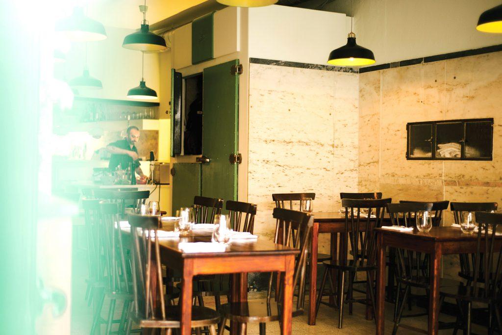 Restaurant Boi-cavalo, Lisbon