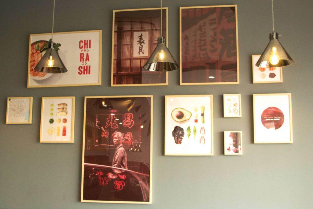 Restaurant Chirashi Sushi. Lisbon