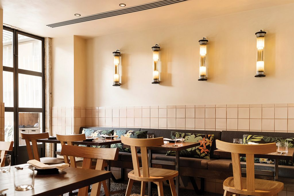 Restaurante Pesca - Diogo Noronha, Lisbon