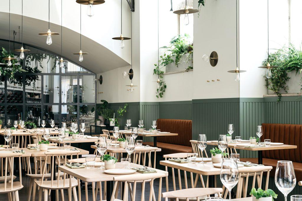 Restaurant Prado, Lisbon