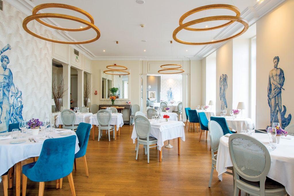 Restaurant Tágide, Lisbon