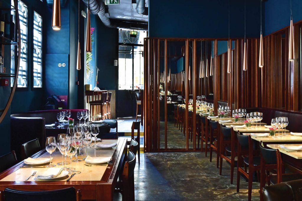 Restaurante KOB by Olivier. Lisboa