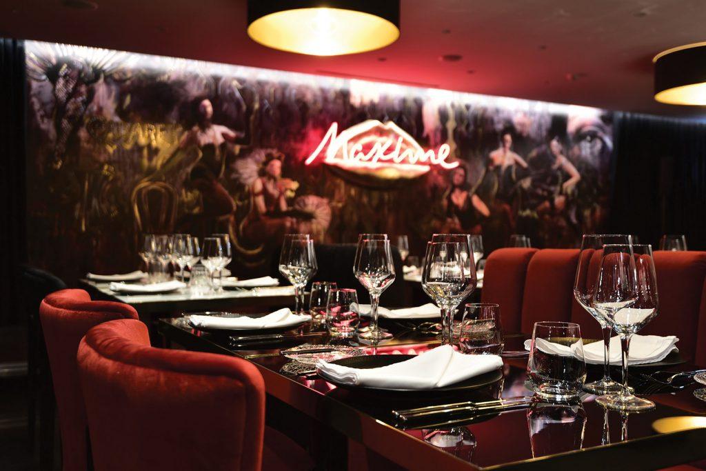 Maxime Restaurante-Bar, Lisboa
