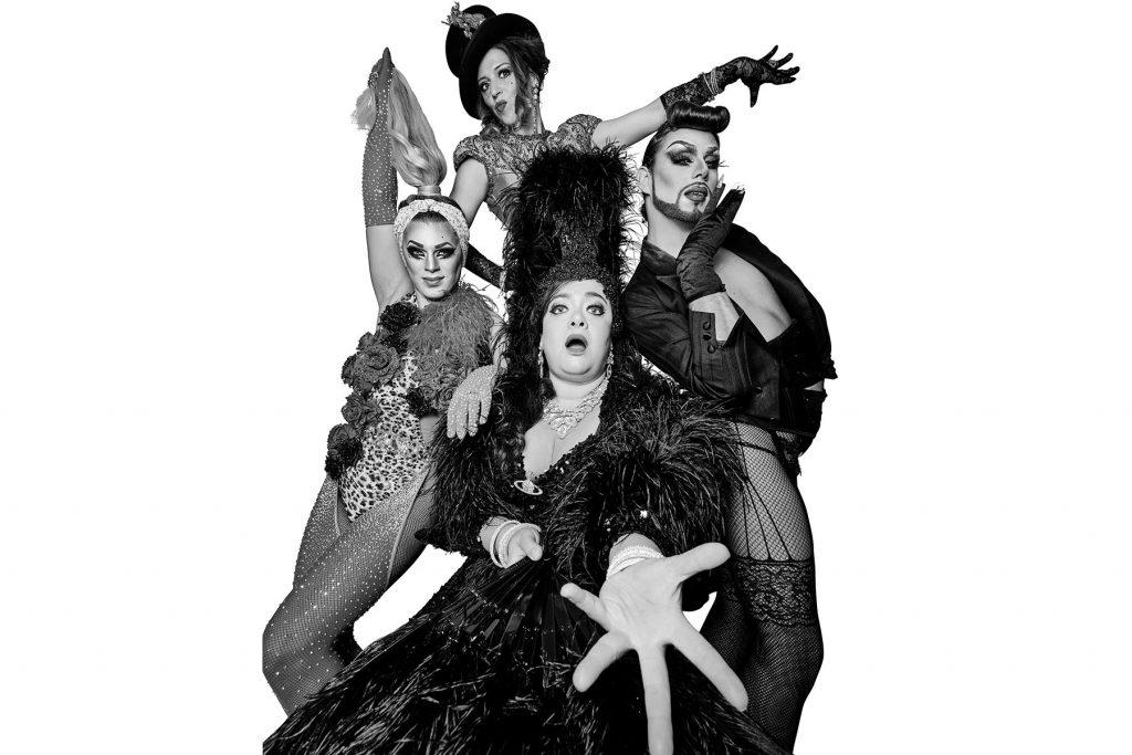 Maxime Cabaret Show