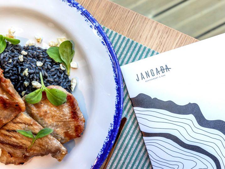 Secrets from the Sea. Jangada restaurant. Lisbon