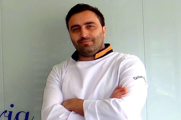 Sergio Ribeiro, owner of Carnes Jacinto