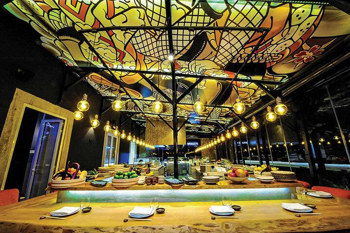 Restaurant Yakuza. Lisbon