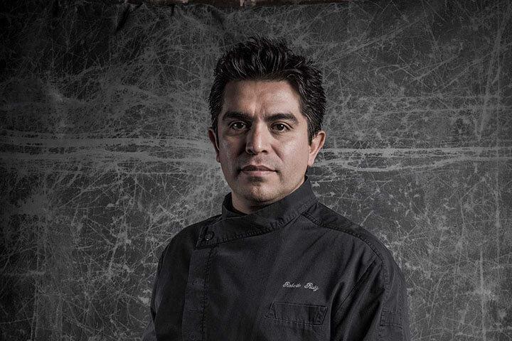 Chef Roberto Ruiz