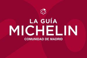 Estrellas Michelin Comunidad de Madrid