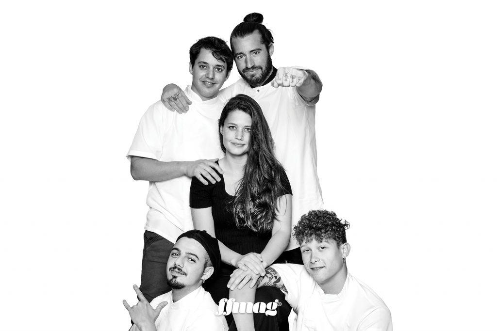 Ellos son el alma de Es Gerret. Ibiza
