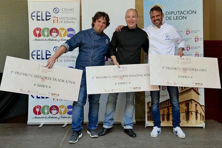 Concurso Gastronómico Semana Internacional de la Trucha en León
