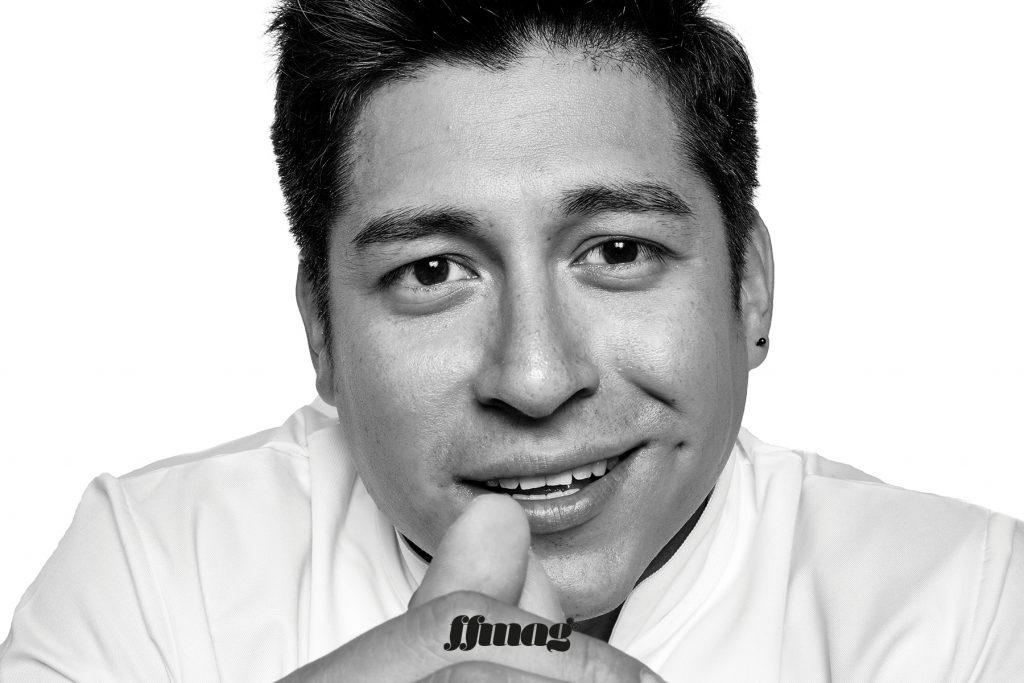 Omar Malpartida. Restaurante Mayamanta