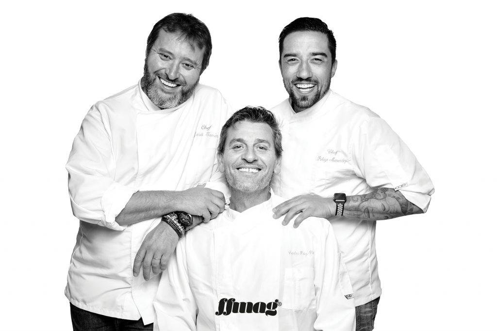 Restaurant Amante Ibiza team