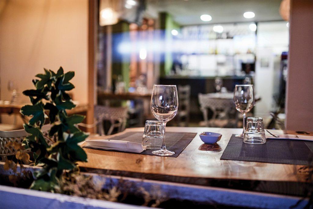 Restaurant Cacio e Pepe, Formentera