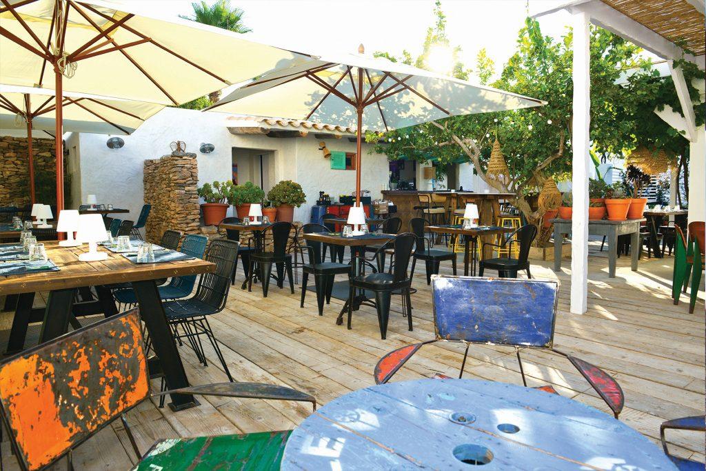 Restaurant Can Pepito, Formentera