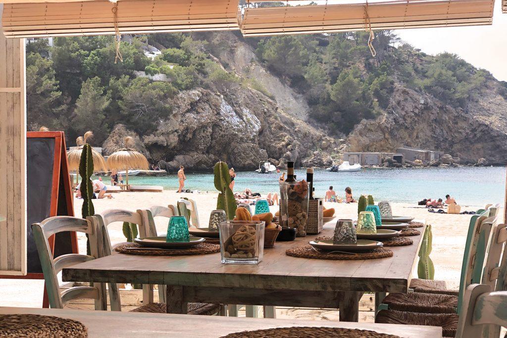 Restaurante Cana Sofía, Ibiza