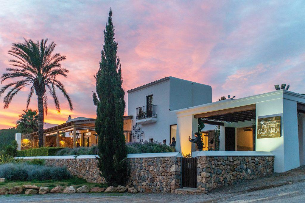 Restaurant Casa Maca,Ibiza