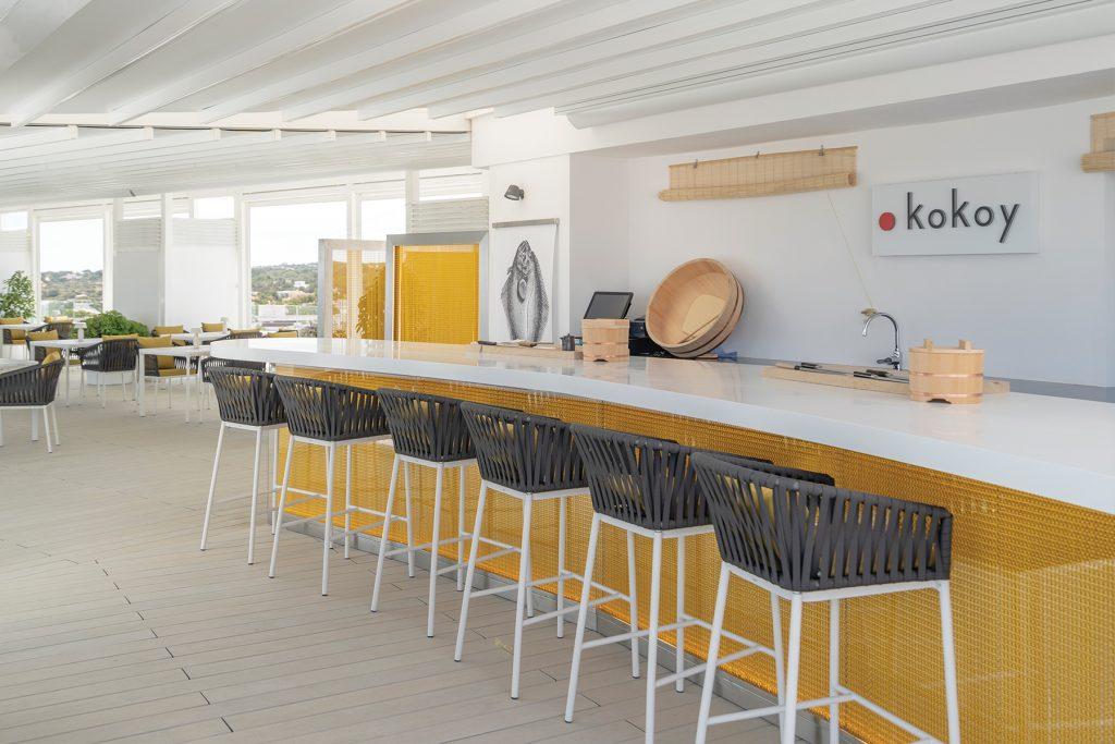 Restaurant KOKOY by Hideki Matsuhisa, Formentera
