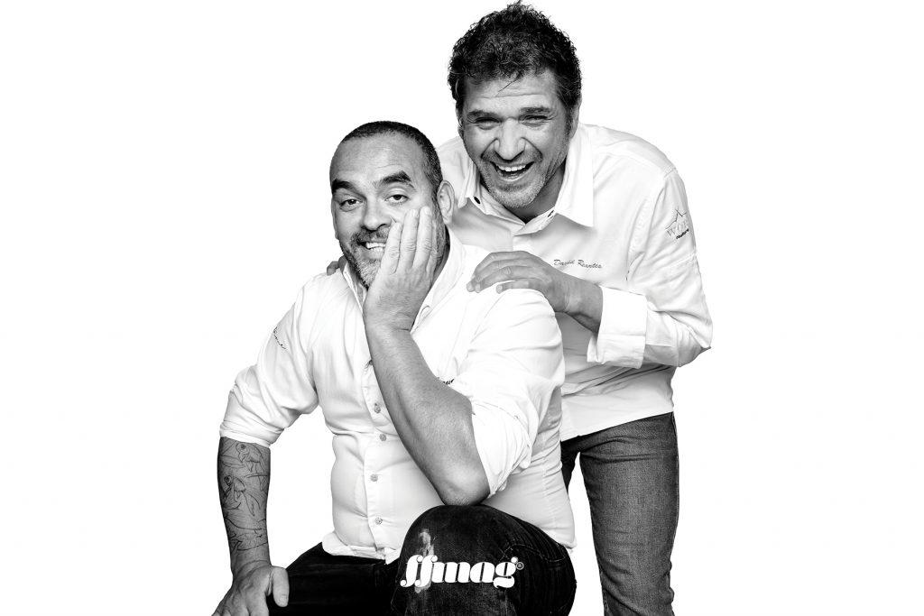 David Reartes and Martín Vázquez. Cana Pepeta, Ibiza