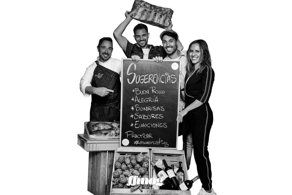 Restaurant Es Mercat Ibiza staff