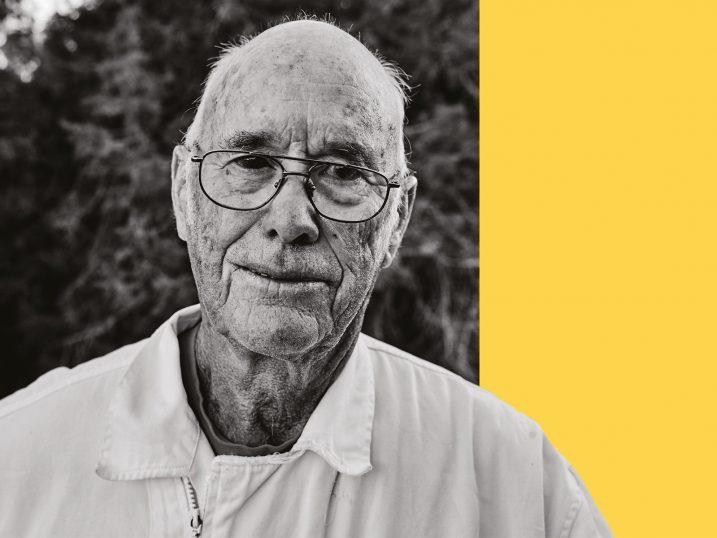 Pascual Mayans, beekeeper. Formentera